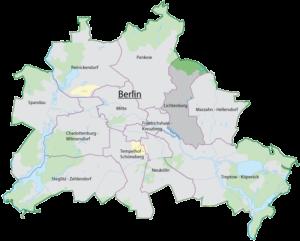 Quartier Licthenberg Berlin