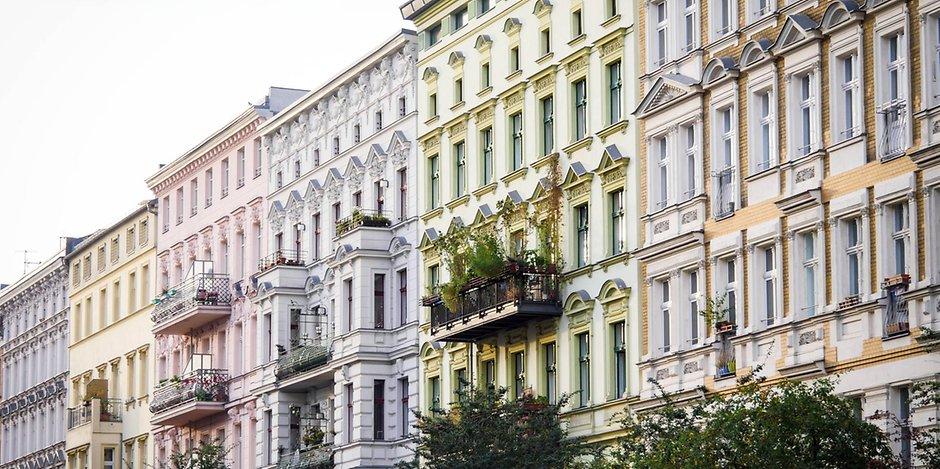 Facade altbau Berlin