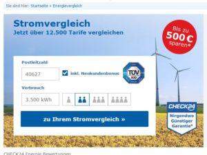 Promotion contrat électricité Berlin