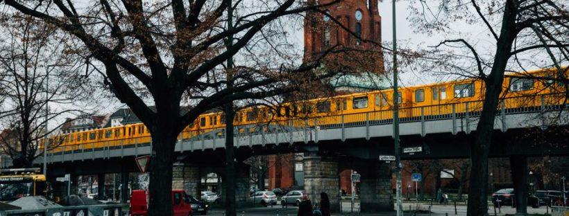quartiers périphériques Berlin
